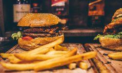 FAstfood mit Transfettsäure