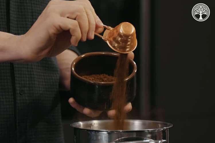 Wie du deinen Chaga Pilz-Tee zubereitest
